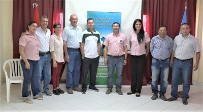 Boquerón: Conforman el Consejo Departamental de Deportes