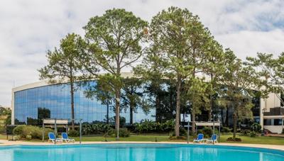 El hotel con el casino más completo de la Triple Frontera (más de 250 máquinas)
