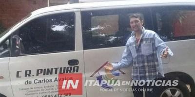 OLVIDÓ DÓNDE ESTACIONÓ SU VEHÍCULO Y DENUNCIÓ ROBO.