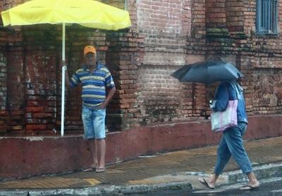 Meteorología anuncia martes lluvioso