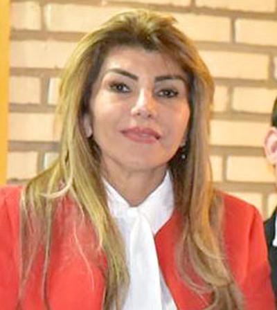 Perla Rodríguez de Cabral nueva intendenta de Ciudad del Este