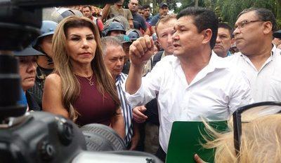 Perla de Cabral ratifica compromiso por la  transparencia y pide confianza ciudadana
