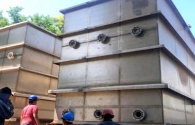 Restablecen servicio de agua potable en barrios afectados de Mariano Roque Alonso