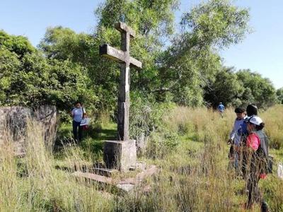 Inician tareas de relevamiento en sitios históricos de Ñeembucu