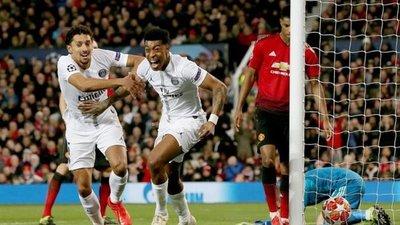 Gran victoria del PSG en Old Trafford ante el Manchester United