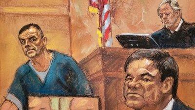 El Chapo, declarado culpable por la justicia de EE UU
