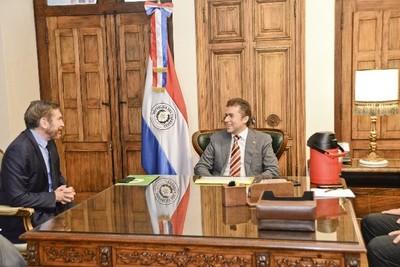 Presidente de CAF visitará Paraguay para ampliar cooperación técnica y financiera