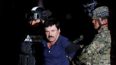 """Salud mental del """"Chapo"""" se deteriora, dice su abogado"""