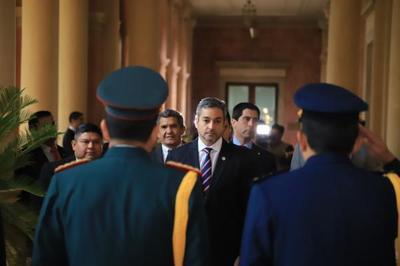 Jefe de Estado cumplirá su agenda en Palacio de Gobierno