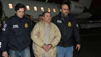 """""""El Chapo"""" Guzmán declarado culpable de liderar cartel de Sinaloa"""