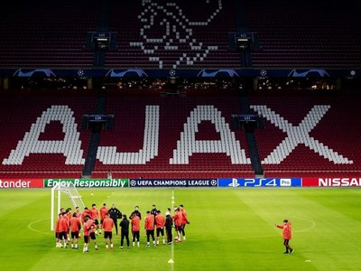 Real Madrid visita al Ajax por la Champions
