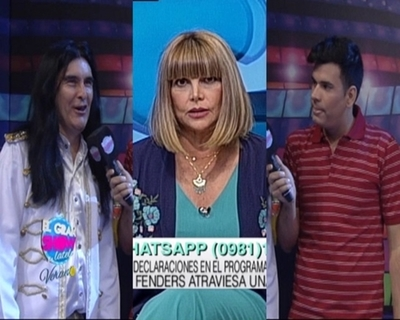 Pelusa Rubín salió al paso de críticas a su panelista