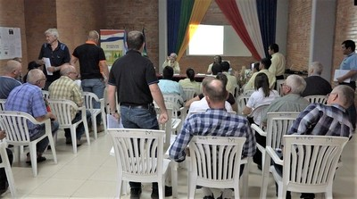 Ciudadanos molestos tras rendición de cuentas en Municipalidad de Loma Plata