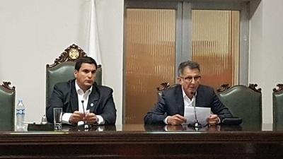 La APF rescinde contrato con Osorio