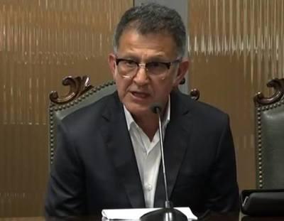 Conferencia de Robert Harrison y Juan Carlos Osorio