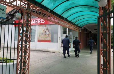 Sospechoso de asalto a banco Sudameris declaró ante la Fiscalía