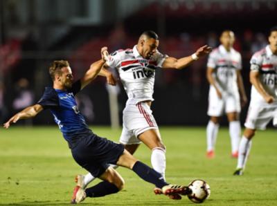 Talleres elimina al San Pablo y se ilusiona con la Libertadores
