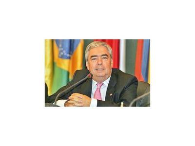 Saguier tiene beneplácito del Brasil para ser embajador