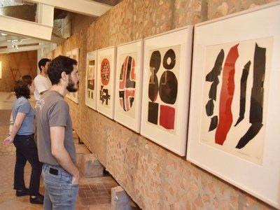 La Fundación Texo  expone obras de arte japonés contemporáneo