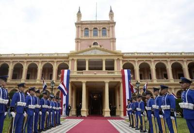 Presidente de Panamá realiza Visita Oficial al Paraguay