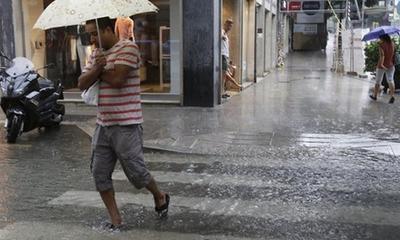 Anuncian lluvias y tormentas para este jueves – Prensa 5