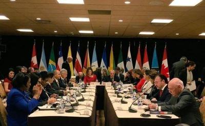 Grupo de Lima se reúne la próxima semana en Bogotá por Venezuela