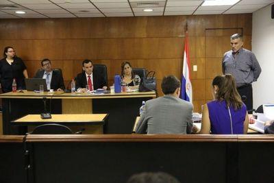 Acusados admiten haber disparado a Richard Pereira