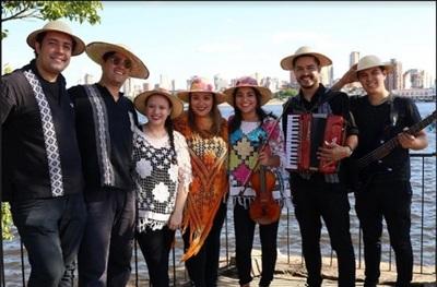 Bohemia Guaraniete presenta su video clip para los enamorados