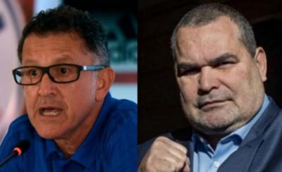 """HOY / La reacción de Chila tras la salida de Osorio: """"Llévatelo a tu casa"""""""