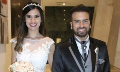 El romántico posteo de Marcelo Jara a su esposa