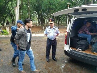 Peligrosos narcos se mudaron a Tacumbú