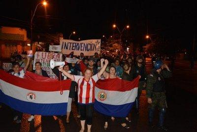 """Concepción: """"La ciudad está en ruinas, las autoridades no escuchan"""""""