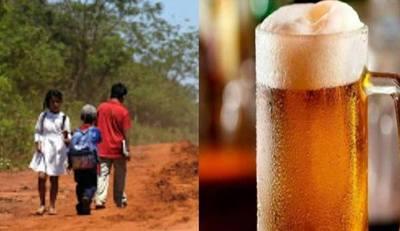 San Ignacio: Docente pide a los padres menos cervezas para comprar uniformes escolares a sus hijos