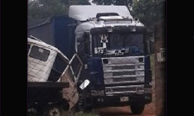 Policía interviene circulación de camión asaltado – Prensa 5