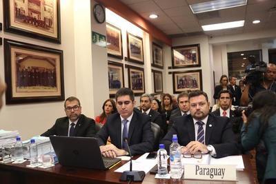 Paraguay nunca dejó de defenderse en caso Arrom y Martí
