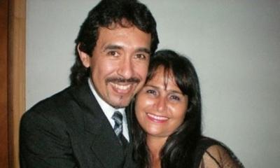 Michelín Ortíz así felicitó a su esposa