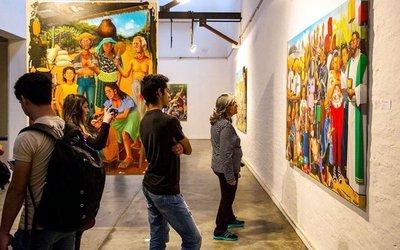 Inician preparativos de la Bienal Internacional de Asunción