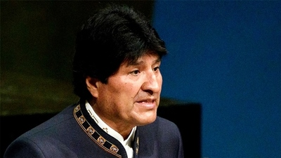 Denuncian ante la CIDH la candidatura de Evo Morales