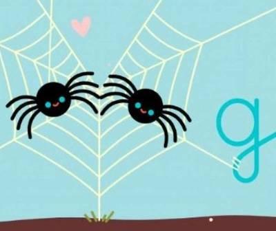 ¿Qué significa el extraño doodle por el Día de San Valentín de Google?