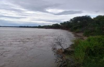 Alerta naranja por posible desborde del río Pilcomayo