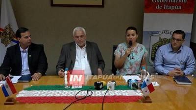 EL PRESIDENTE DE PANAMÁ VISITARÁ ITAPÚA ESTE VIERNES.