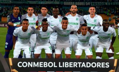 HOY / Libertad debe ir a Medellín en la tercera fase de la Libertadores