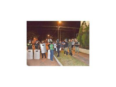 Urbieta y Denis se lanzan acusaciones en Concepción