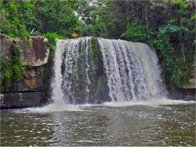 Parque Nacional de Ybycuí, un sitio  que   cautiva con su belleza natural