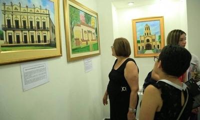 HOY / Exposición del artista Plinio Duarte Oviedo en la Manzana de la Rivera