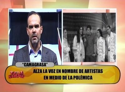 """Álvaro Mora se hartó de las críticas por entrevista a """"The Fenders"""""""
