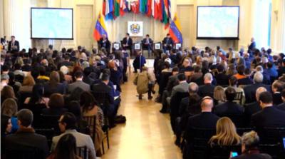 La Conferencia Mundial de ayuda humanitaria juntó US$ 100 millones