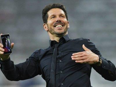 """Simeone: """"Estoy convencido del paso que estamos dando"""""""
