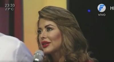 ¿Te Ves Como Primera Dama? Le Preguntaron A Marly Figueredo Y Ella Respondió