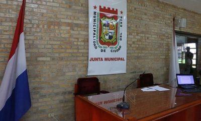 Concejales zacariistas presionan por cargos en la Comuna y no ingresas a sesión